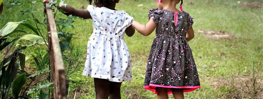 Due piccole amiche